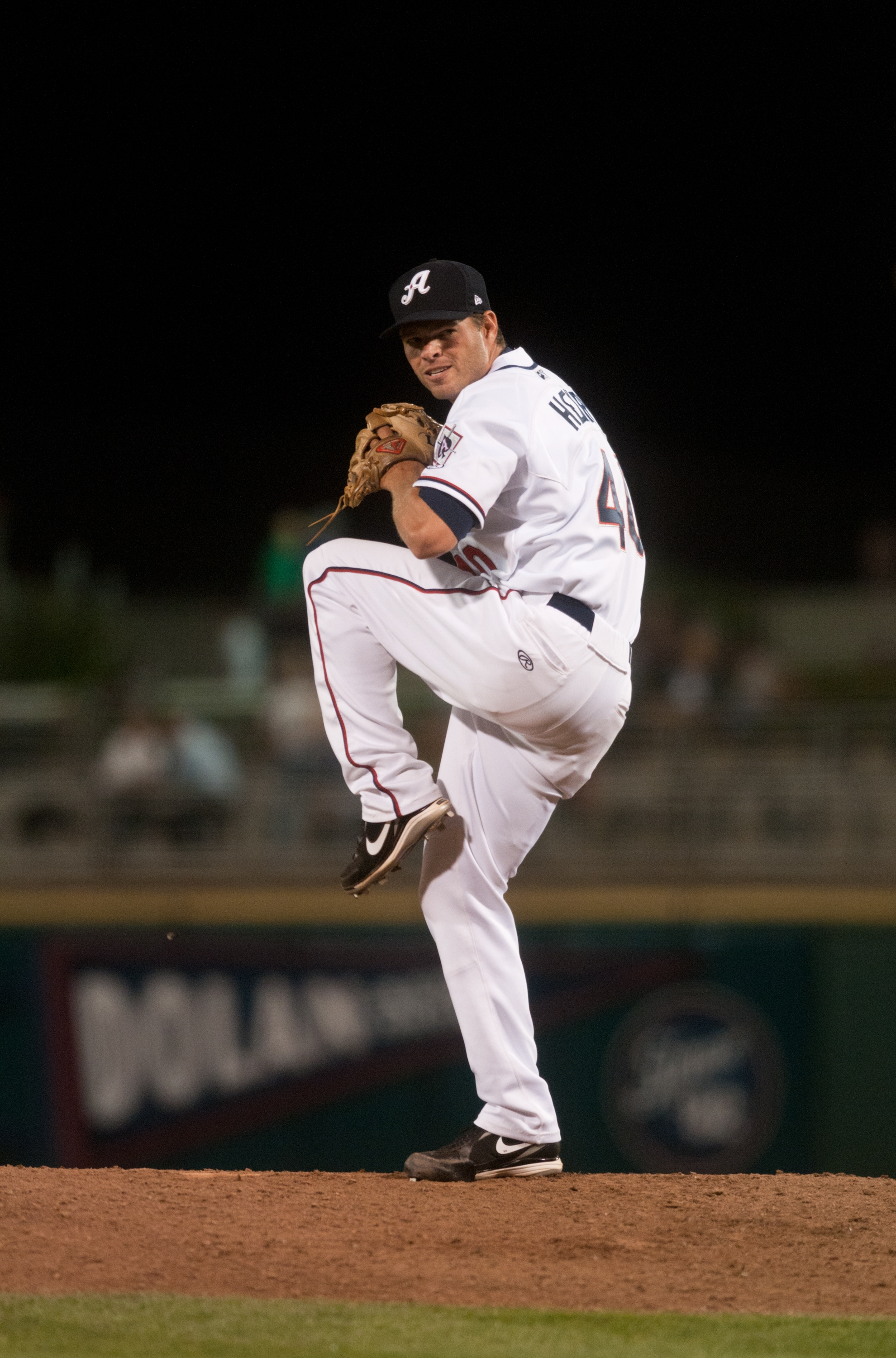 Not The Baseball Pitcher: Henry Gives Fans An Inside Look At Pro Baseball « Not Just